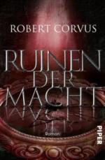 Ruinen der Macht - Robert Corvus