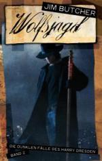 Die dunklen Fälle des Harry Dresden, Wolfsjagd