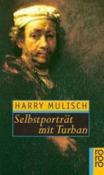 Selbstporträt mit Turban