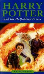 Harry Potter and the Half-Blood Prince. Harry Potter und der Halbblutprinz, englische Ausgabe