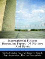 International Finance Discussion Papers: Of Nutters And Doves