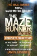 Maze Runner Series Complete Collection (Maze Runner)