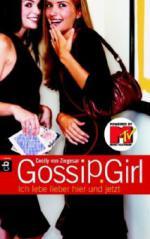 Gossip Girl, Ich lebe lieber hier und jetzt