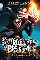 Skulduggery Pleasant - Scepter of the Ancients