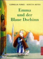 Emma und der Blaue Dschinn