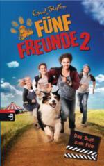 Fünf Freunde - Das Buch zum Film