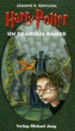 Harry Potter un de grulig Kamer. Harry Potter und die Kammer des Schreckens, plattdt. Ausgabe