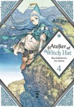 Atelier of Witch Hat - Limited Edition. Bd.4