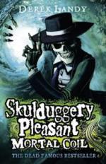Skulduggery Pleasant - Mortal Coil