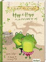 Der Froschkönig -  was wirklich geschah: Hipp und Hopp retten  Papa Grünsprung