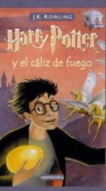Harry Potter y el caliz de fuego. Harry Potter und der Feuerkelch, span. Ausgabe