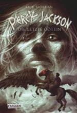 Percy Jackson 05. Die letzte Göttin