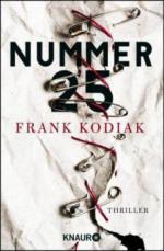 Nummer 25 - Frank Kodiak
