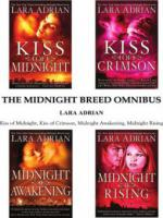 Midnight Breed Omnibus (Books 1-4)