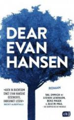 Dear Evan Hansen - Val Emmich, Steven Levenson, Benj Pasek, Justin Paul