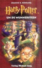 Harry Potter un de Wunnersteen. Harry Potter und der Stein der Weisen, plattdt. Ausgabe