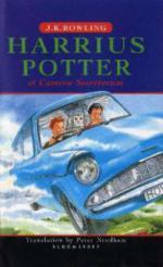 Harrius Potter et Camera Secretorum. Harry Potter und die Kammer des Schreckens, lateinische Ausgabe