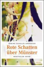 Rote Schatten über Münster - Sabine Schulze Gronover