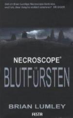 Necroscope 08. Blutfürsten