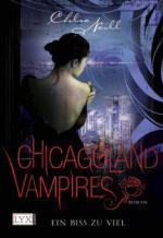Chicagoland Vampires 05. Ein Biss zu viel