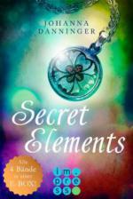 Secret Elements: Alle 4 Bände der Reihe in einer E-Box!