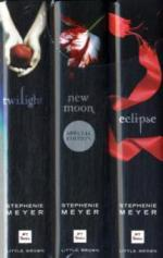 The Twilight Collection, 3 Vols.