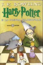 Harry Potter e la pietra filosofale. Harry Potter und der Stein der Weisen, italienische Ausgabe