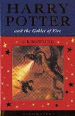 Harry Potter and the Goblet of Fire, Celebratory edition