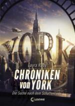 Chroniken von York - Die Suche nach dem Schattencode