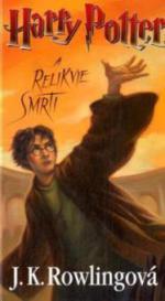 Harry Potter a relikvie smrti. Harry Potter und die Heiligtümer des Todes, tschechische Ausgabe