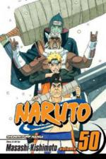 Naruto, English edition. Vol.50