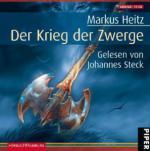 Der Krieg der Zwerge, 11 Audio-CDs