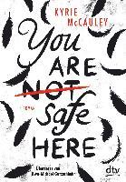 You are (not) safe here