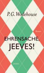 Ehrensache, Jeeves! - P. G. Wodehouse
