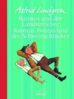 Rasmus und der Landstreicher. Rasmus, Pontus und der Schwertschlucker, Jubiläumsedition