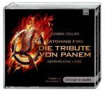 Die Tribute von Panem - Gefährliche Liebe, 6 Audio-CDs (Film Tie-In)