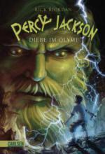 Percy Jackson 01. Diebe im Olymp - Rick Riordan