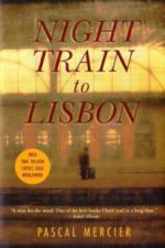 Night Train to Lisbon. Nachtzug nach Lissabon, englische Ausgabe