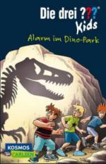 Die drei ??? Kids 61: Alarm im Dino-Park (drei Fragezeichen)