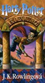 Harry Potter a Kámen mudrcu. Harry Potter und der Stein der Weisen, tschechische Ausgabe