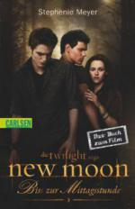 New Moon, Bis(s) zur Mittagsstunde, Das Buch zum Film