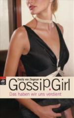 Gossip Girl, Das haben wir uns verdient