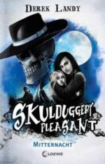 Skulduggery Pleasant 11. Mitternacht