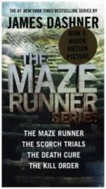 Maze Runner Series  Boxed Set