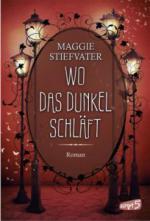 Wo das Dunkel schläft - Maggie Stiefvater