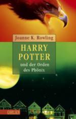 Harry Potter und der Orden des Phönix, Ausgabe für Erwachsene