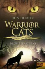 Warrior Cats - Special Adventure. Brombeersterns Aufstieg