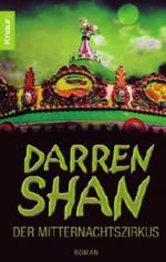 Darren Shan, Der Mitternachtszirkus
