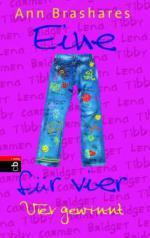 Eine (Jeans) für vier