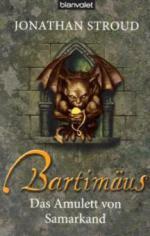 Bartimäus, Das Amulett von Samarkand